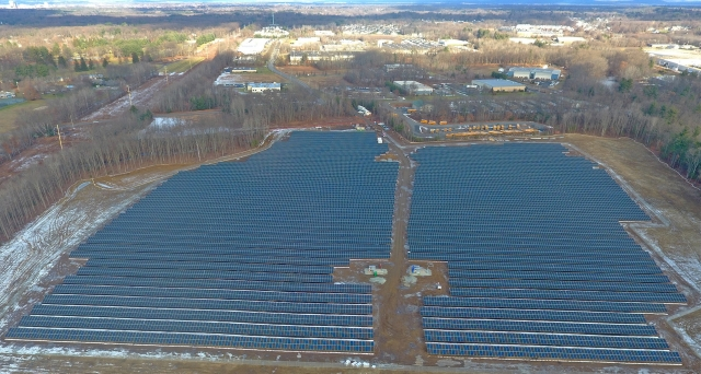 Conti Solar Nears Completion of 44.5 MW Solar Project Portfolio in Massachusetts for Eversource Energy