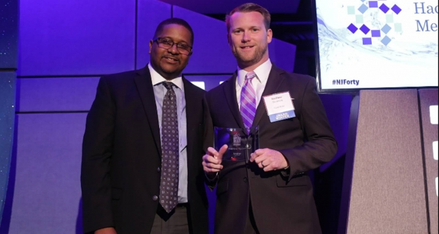 "Conti Solar CEO Matthew Skidmore Earns Prestigious ""40 Under 40"" Award"