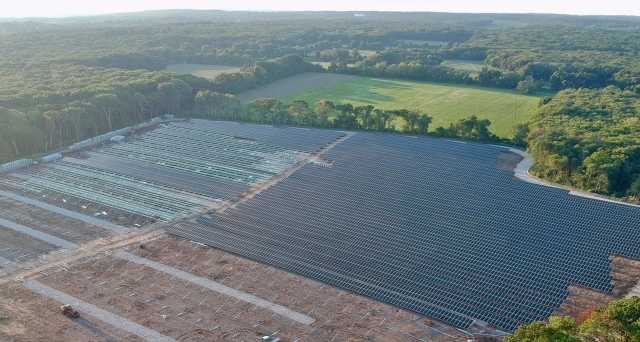 Conti Solar Constructing the Largest Solar Project in Rhode Island