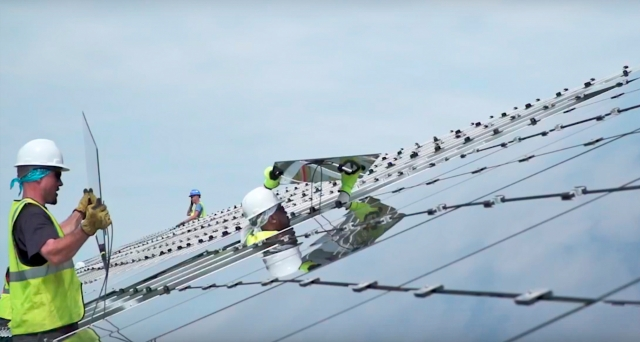 Conti Solar Provides Turnkey EPC Services for 2018 Solar Project of the Year Winner,  Cuyahoga County Landfill Solar Plant