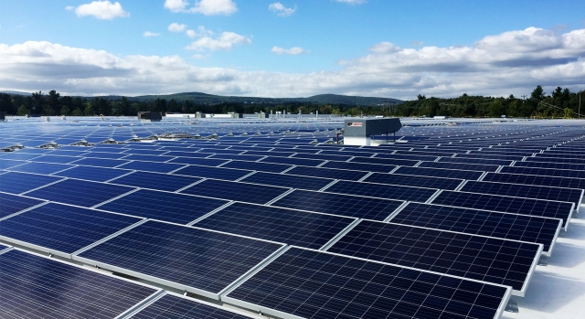 Leominster 3.2 MW Rooftop Array