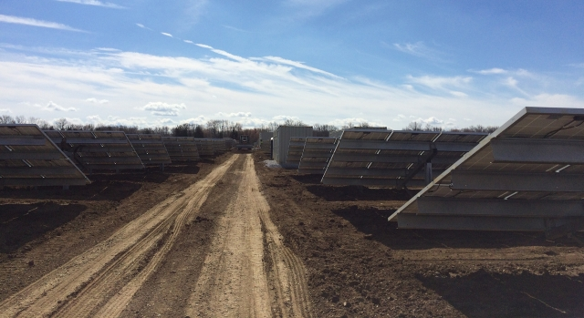 Lumberton 9.5 MW Solar Ground Mount System