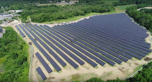 Middleton Solar Park 6.0 MW Ground Mount