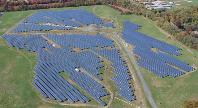 PSE&G Parklands 10.1 MW and Kinsley 11.2 MW Landfill Ground Arrays