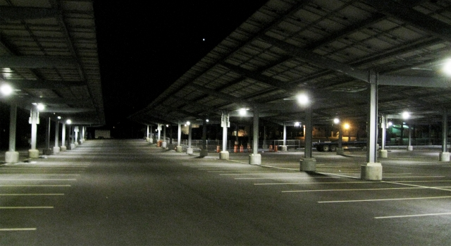 University of Texas 300 kW Carport Array