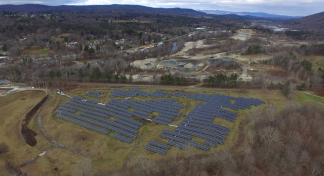 Willow Hill 2.7 MW Solar Array