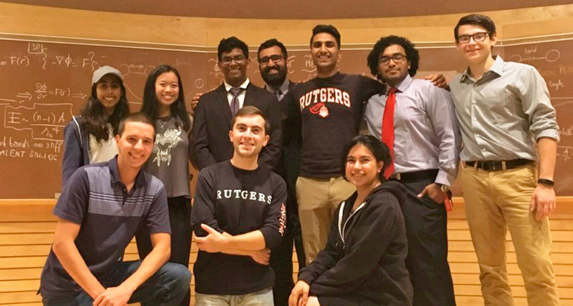 Conti Solar Sponsors Rutgers University School of Engineering Solar Car Team