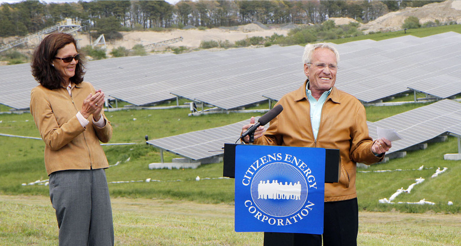 Joe Kennedy Commissions Conti's Massachusetts Solar Project