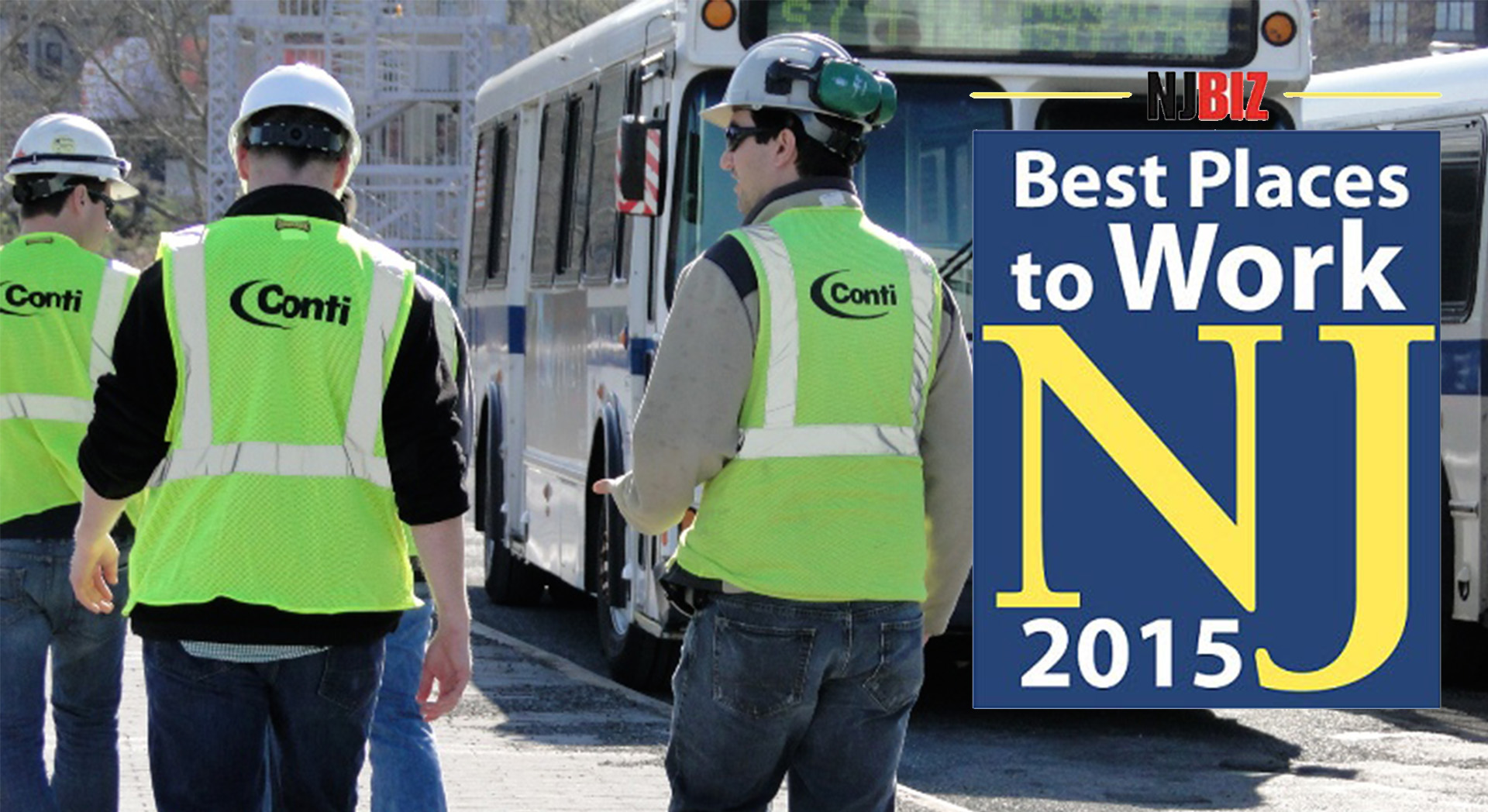 Conti Wins Fourth Best Places to Work Award