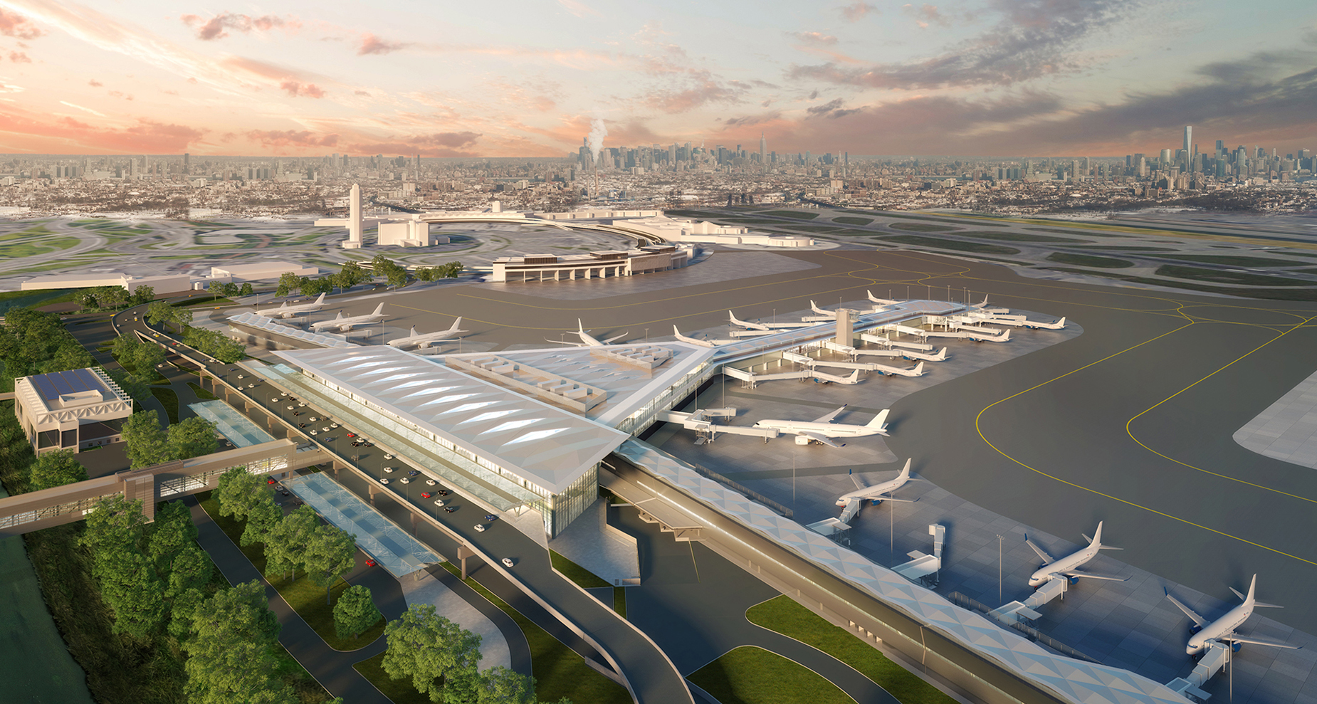 Conti Wins Terminal A Redevelopment  Contract