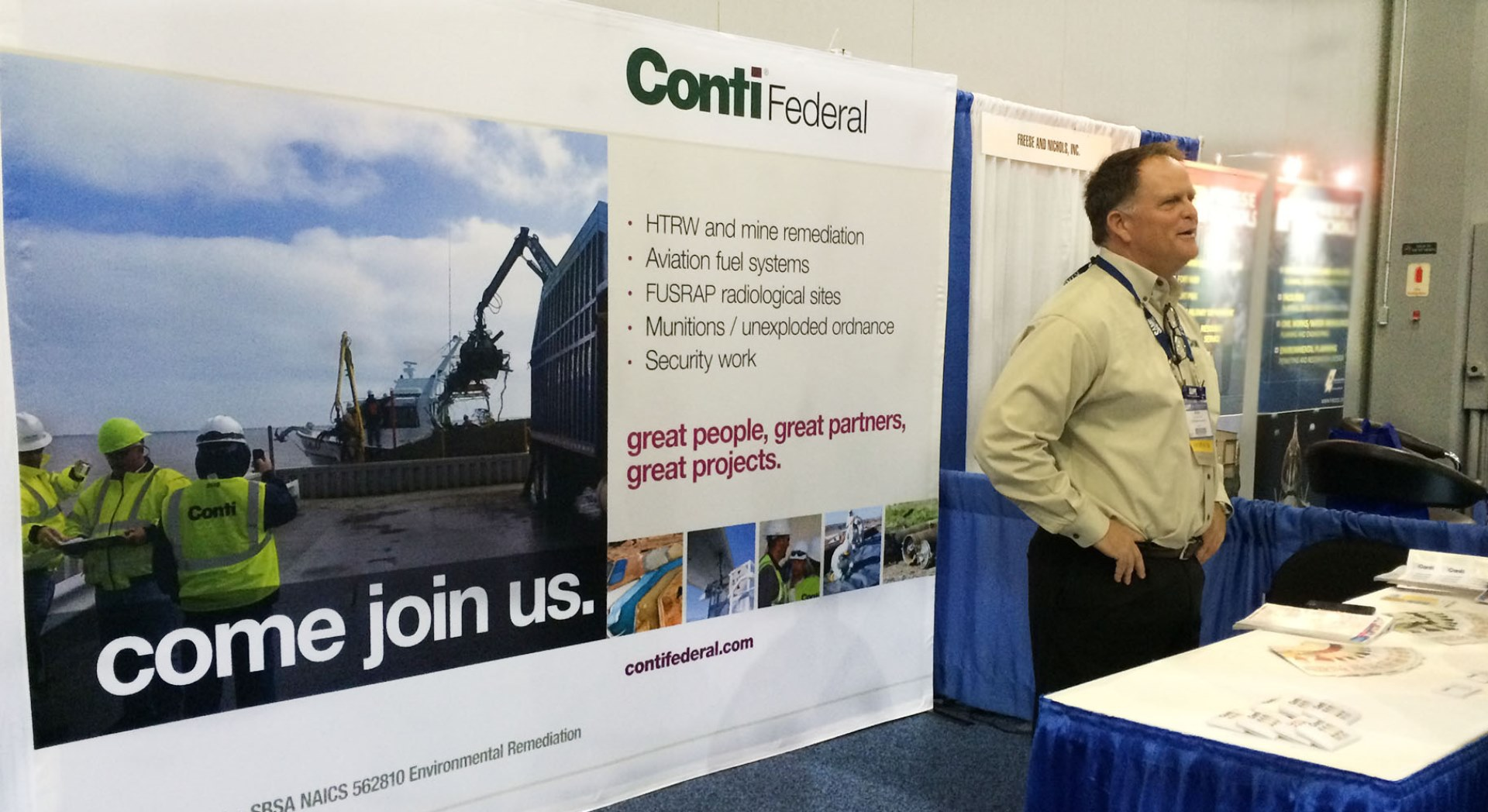 Conti's Long-Term Commitment to Supporting Small Businesses