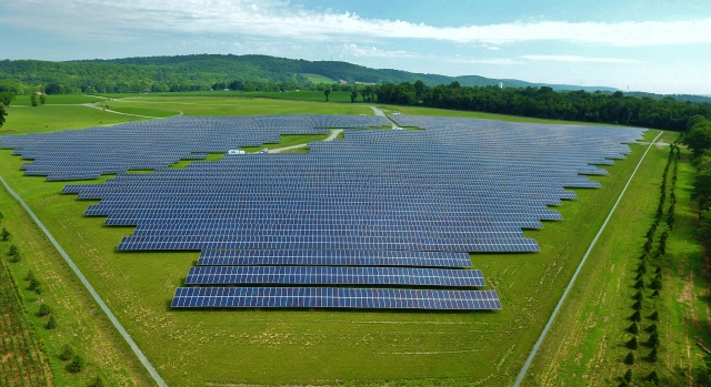 Bernards Landfill Solar 3.67 MW Ground Mount