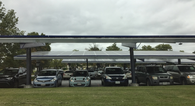 Community College of Baltimore County 5.2 MW Carport