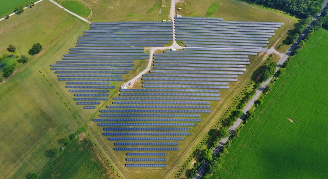 Mansfield Solar 5.99 MW Ground Mount Array