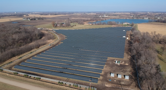 Porter Way 4.0 MW Ground-Mount Solar Array