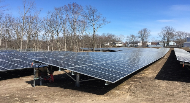 Old Bridge Solar 10.7 MW Ground Mount