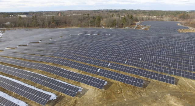 PanAm 6 MW Solar Ground Mount System