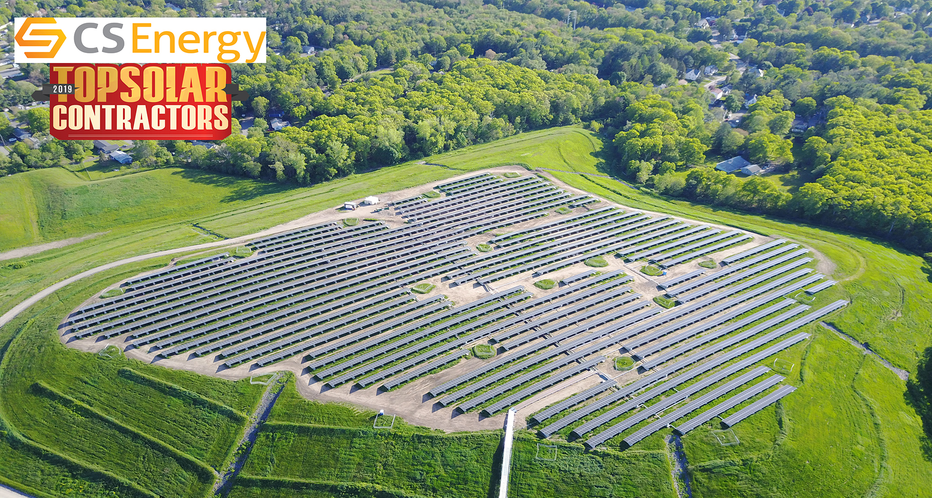 CS Energy Leads Rankings in 2019 Top Solar Contractors List