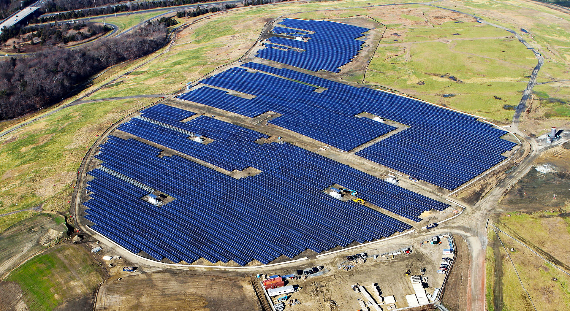 Landfill Solar Systems Commissioned for PSE&G Program
